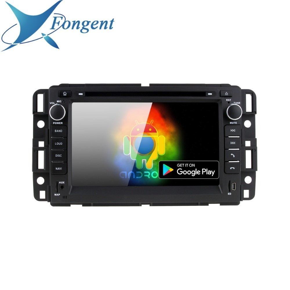 Android 9.0 Octa Core 4 + 64GB Car DVD Player for Chevrolet Chevy Express Traverse Suburban Avalanche Equinox HHR Tahoe Radio