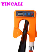 High Resolution H/L Voltage Clamp Current Meter ETCR9200 H/L Voltage Clamp Meter AC Current Monitor Online jaw size 68mm