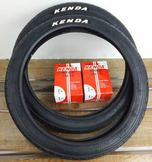 Цена за 14 X 1.2 велосипед шины внутренняя труба комплект BYA412 BMX шины BMX части