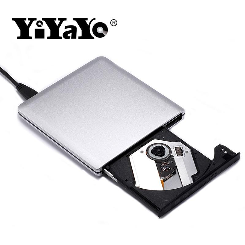 YiYaYo Blu-ray pleyeri Xarici USB3.0 DVD / BD-RW burner CD / DVD / - Kompüter hissələri - Fotoqrafiya 3
