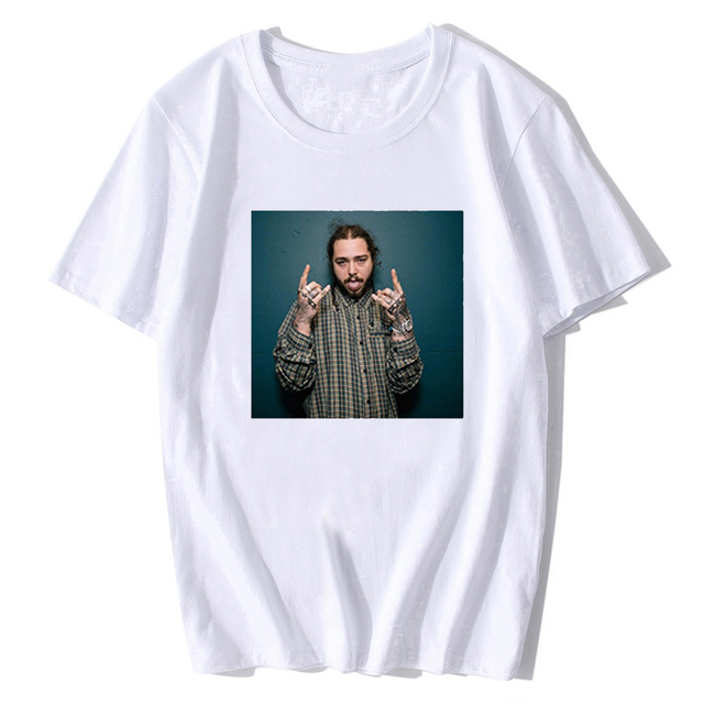POST MALONE PHOTOS T-SHIRT (3 VARIAN)