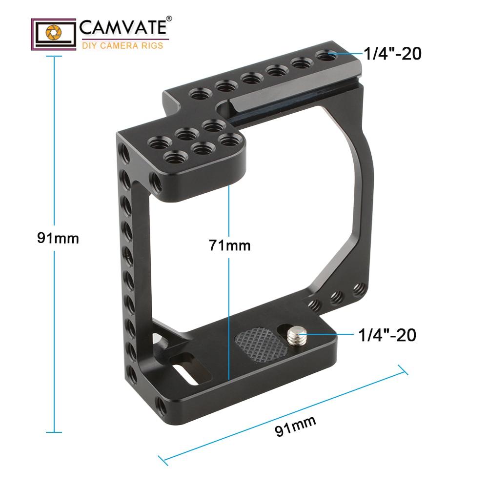 Image 4 - CAMVATE Camera Cage Frame For A6000 /A6300 /A6400/A6500