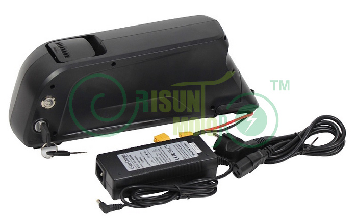Down Tube Electric Bicycle Frame Case ATLAS Lithium Ion Battery Pack OEM 24V 11AH Li-ion 10A 3C Power Cell With BMS 2A Charger free customs taxes super power 1000w 48v li ion battery pack with 30a bms 48v 15ah lithium battery pack for panasonic cell
