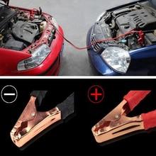 KROAK 2 M 500AMP Filo di Rame Linea di Auto per Batteria Di Emergenza Cavo di Linea Cavo di Alimentazione Clip di Ricarica Jump Start Cavi nero Rosso