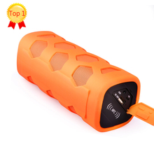 Waterproof Bluetooth Speaker NFC 4000mAh Power Bank Shockproof Stereo Wireless Player Bicycle Cycling Audio Sound Subwoofer Box