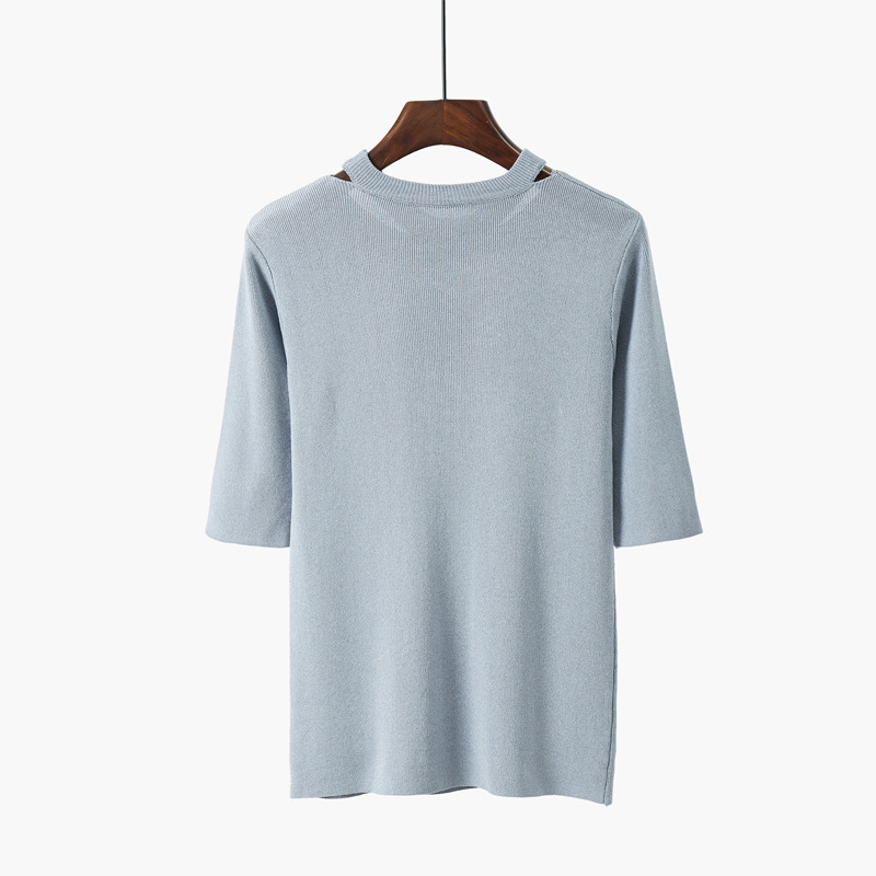 2019 das mulheres da moda camisola
