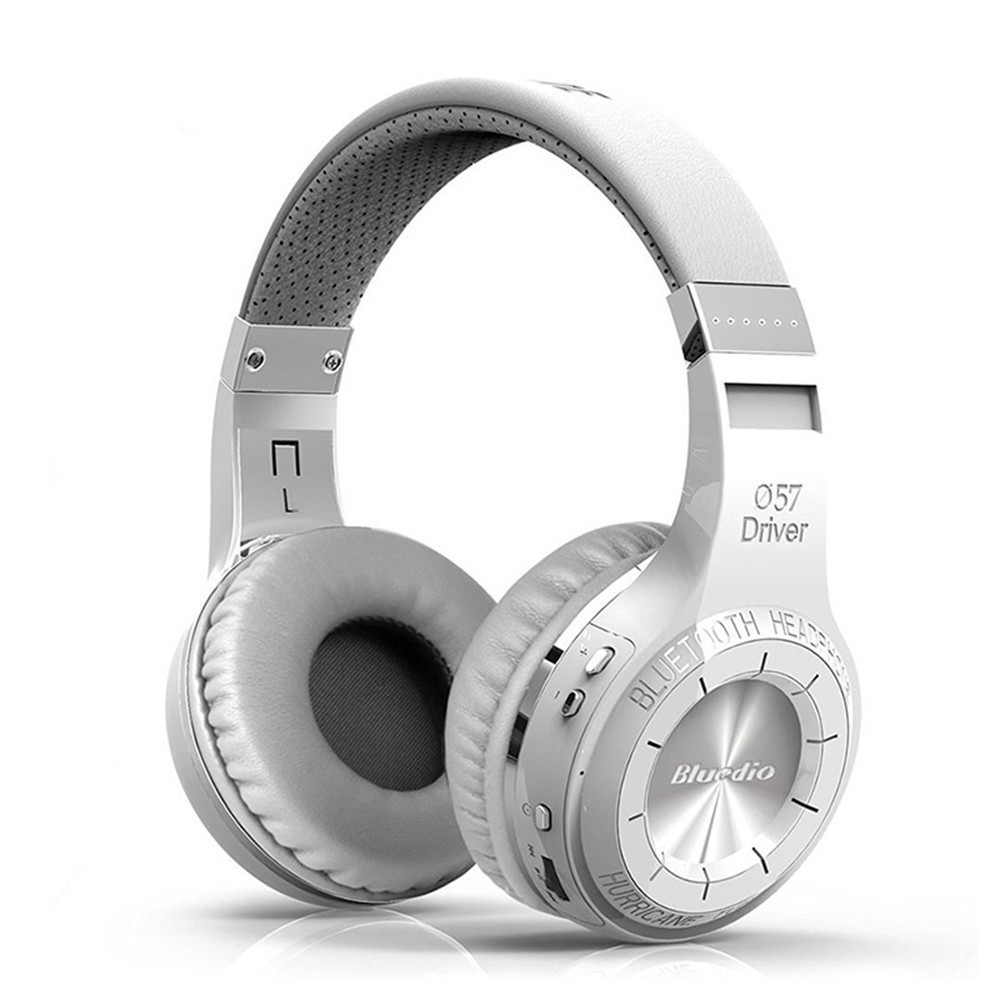 Bluedio Blue String HT nouveau classique HIFI caisson de basses casque Bluetooth 5.0 sans fil stéréo jeu musique écouteurs avec micro