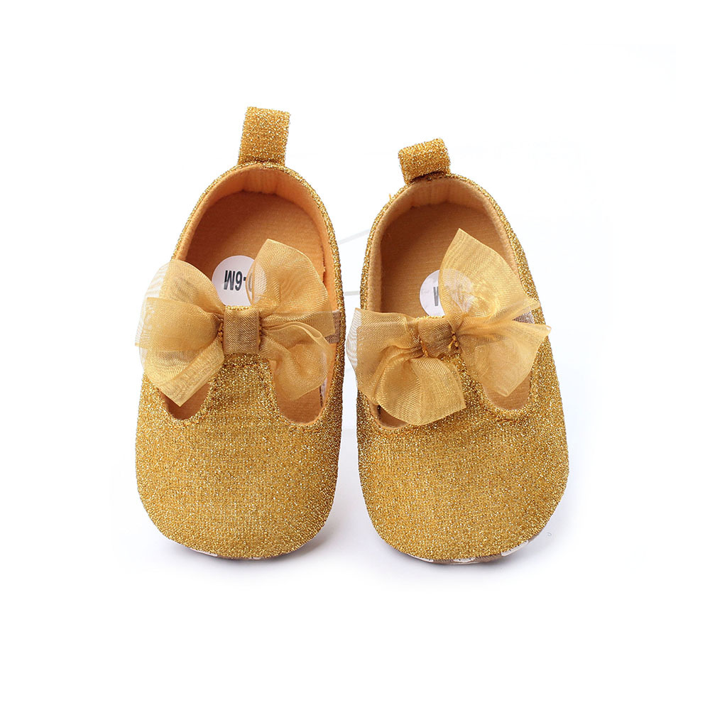 Toddler boys shoes 2017 gold Shoes Soft Bottom Girls Baby Bed Fringe Crib Shoes YD311ll ...