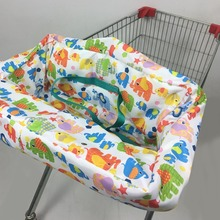 Baby Stroller Cloth Cover Supermarket Shopping bag Foldable