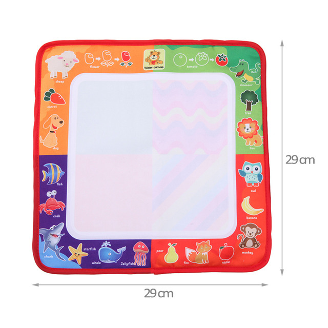 Magic Water Drawing Mat for Kids