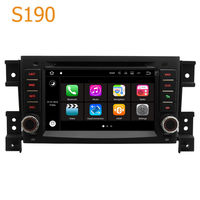 Road Top Winca S190 Android 7 1 System PX3 Car GPS DVD Player Head Unit For