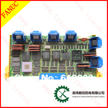 Fanuc circuit  pcb board A16b-2200-0360  0MC series CNC controller aixs card