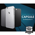 100% original pec caso cápsula para iphone 6/6 s (4.7 polegada) prémio durável flexível tpu soft case para apple iphone 6/6 s