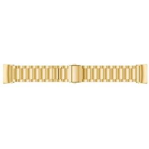 Image 5 - Fitbit Charge 3 Dây Dây Thép Không Gỉ Fitbit Charge 3 Dây Đồng Hồ Kim Loại Dây Dây Đeo Đồng Hồ Đeo Tay vòng Tay