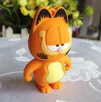 Nuevo dibujos animados Pendrive Animado Garfield unidad Flash Usb Flash tarjeta de memoria U disco encantador Pen Drive 16 gb 32g 64g 128g 4g Flash