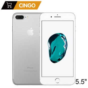 Apple iPhone 7 Plus 3GB RAM 32/128GB/256GB ROM IOS Quad-Core 12.0MP Camera Fingerprint Original iPhone7 Plus LTE Mobile Phone - DISCOUNT ITEM  28 OFF Cellphones & Telecommunications
