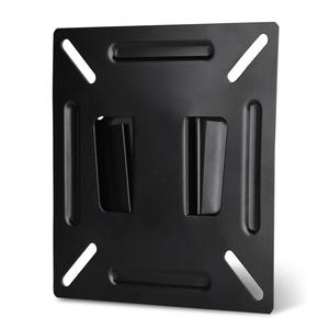 TV Mount Wall-mounted Stand Bracket Holder for 12-24 Inch LCD LED Monitor TV PC Flat Screen VESA 75/100 LCD LED TV Wall Mount(China)