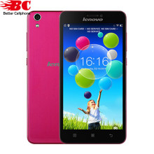 "In Stock Original Lenovo S850 Dual SIM Android 4.4 MTK6582 Quad Core 5.0"" IPS 1280×720 1GB RAM 16G ROM 13.0MP Camera WCDMA GPS"