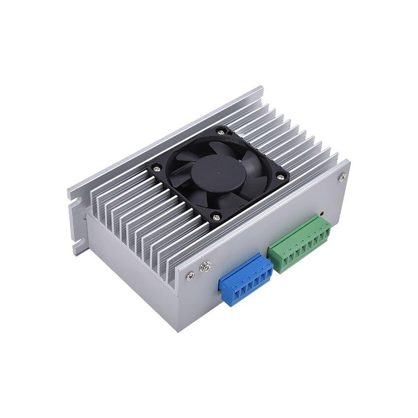 ZJMZYM Upgraded QZ-2H606A Stepper Drive All Digital Stepper Drive 200-51000 Steps AC (40-60) V / DC (50-80) V 2.2-6.0A 3-24V zhk displej displej belyj i chernyj ampermetr diapazon ac 0 50 0a panel monitory goluboj podsvetkoj 80 300 v inpute