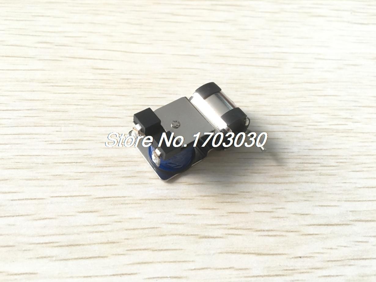 DIY Parts DC 5V Open Frame 90 Degree Rotary Mini Solenoid Electromagnet