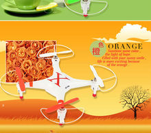2014 new product CX30 RC quadcopter 4CH with LED Light Mini Drone 3D Flip FPV TP55W Best Birthday Gift