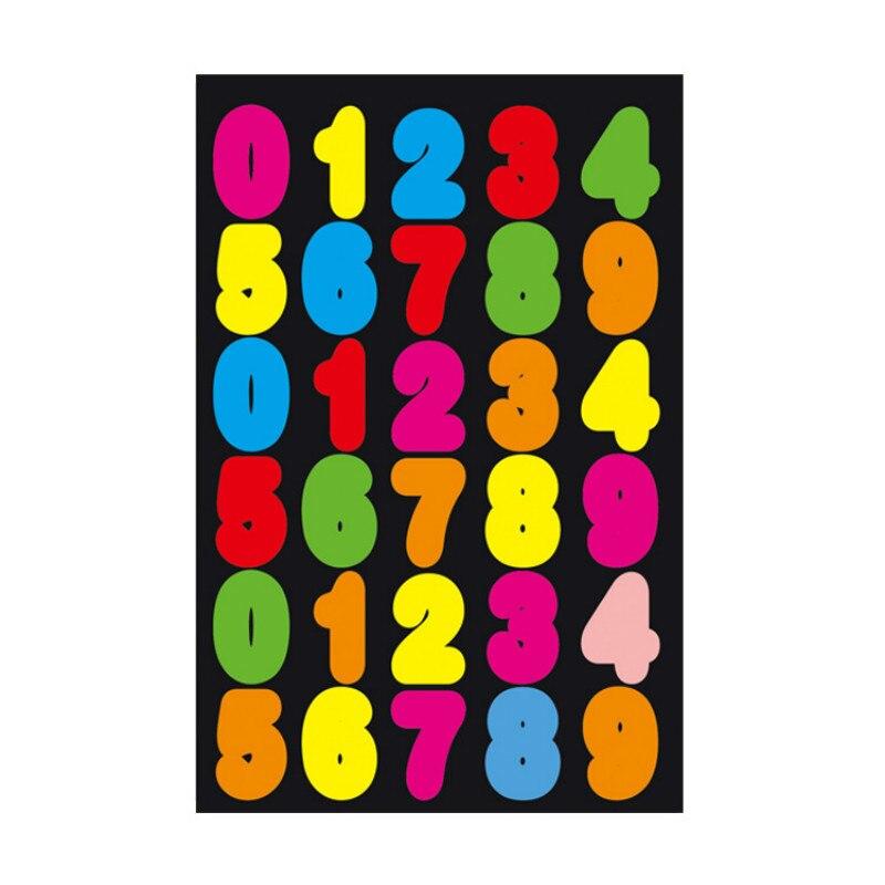 1pcs the Blue Math Toys Magnetic Montessori Preschool Educational Plastic Children Numbers DIY Assembling Puzzles Boys Girl
