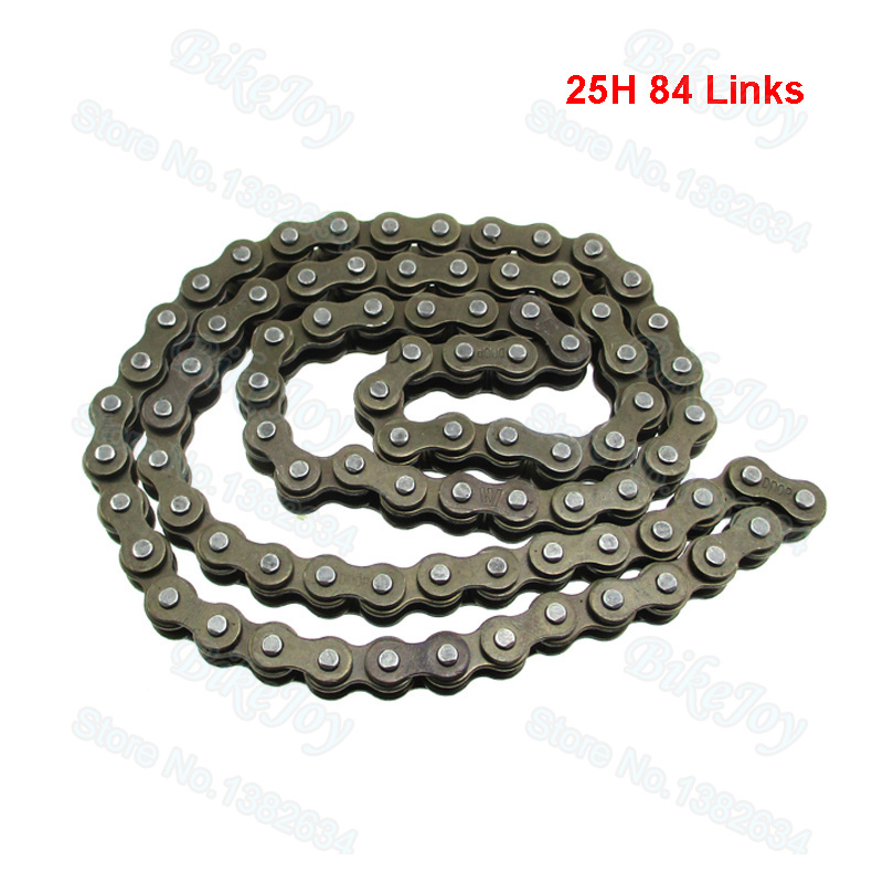 84 Links Timing Chain for 50~125 cc ATVs Quad Dirt Bikes Go Karts dune buggy