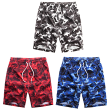 Lawrenceblack 3PCS camouflage For Men Shorts Boardshorts Plus Size Swimwear Trunks