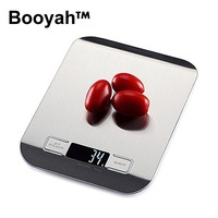 5KG 1g Slim Portable Digital Scale For Kitchens High Accuracy Balanc Electronic Diet Food Kitchen Scales