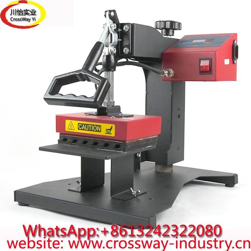 Pen heat press / pencil heat transfer machine 1 pcs 38 38cm small heat press machine hp230a