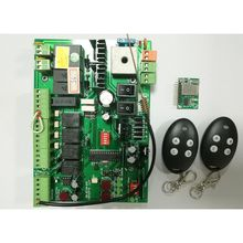 цена на Universal DC24V Control board double arms Swing gate opener motor pcb circuit board controller