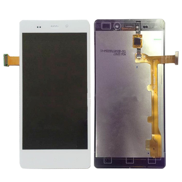 In Stock Original White IQ453 LCD Display And Touch Screen Assembly For Fly IQ453 LCD Free Shipping + Tools + Track Number