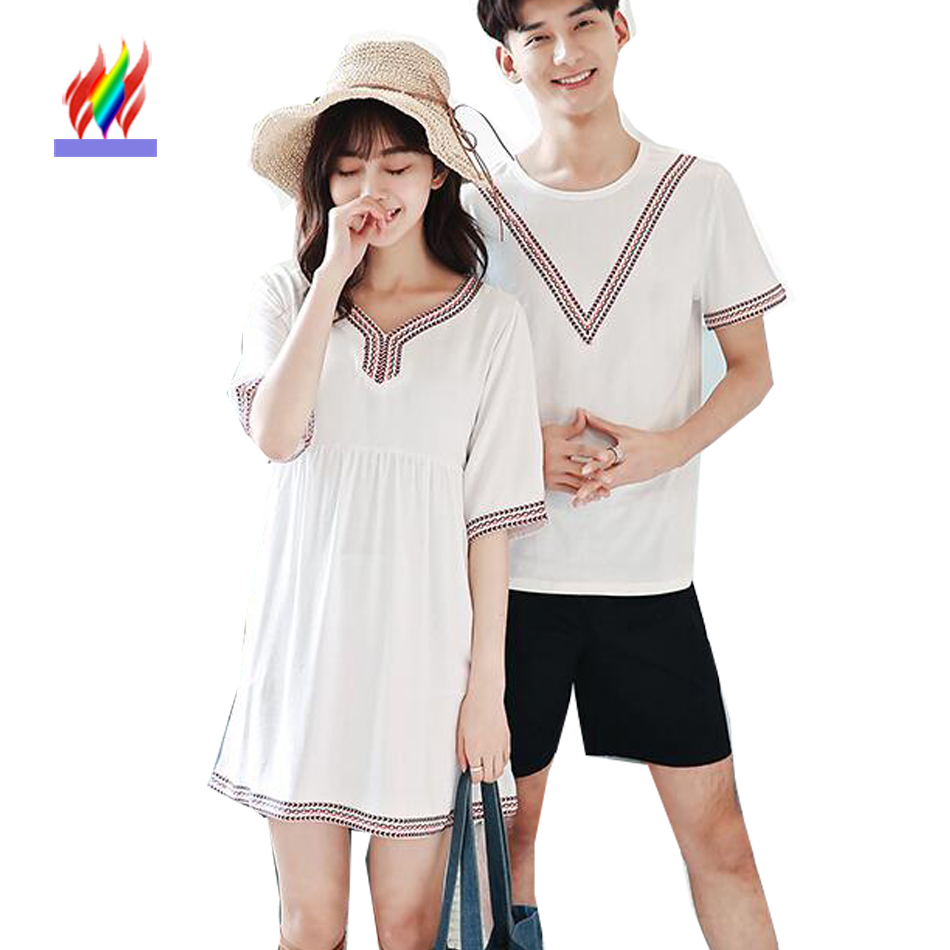 Matching clothes for women