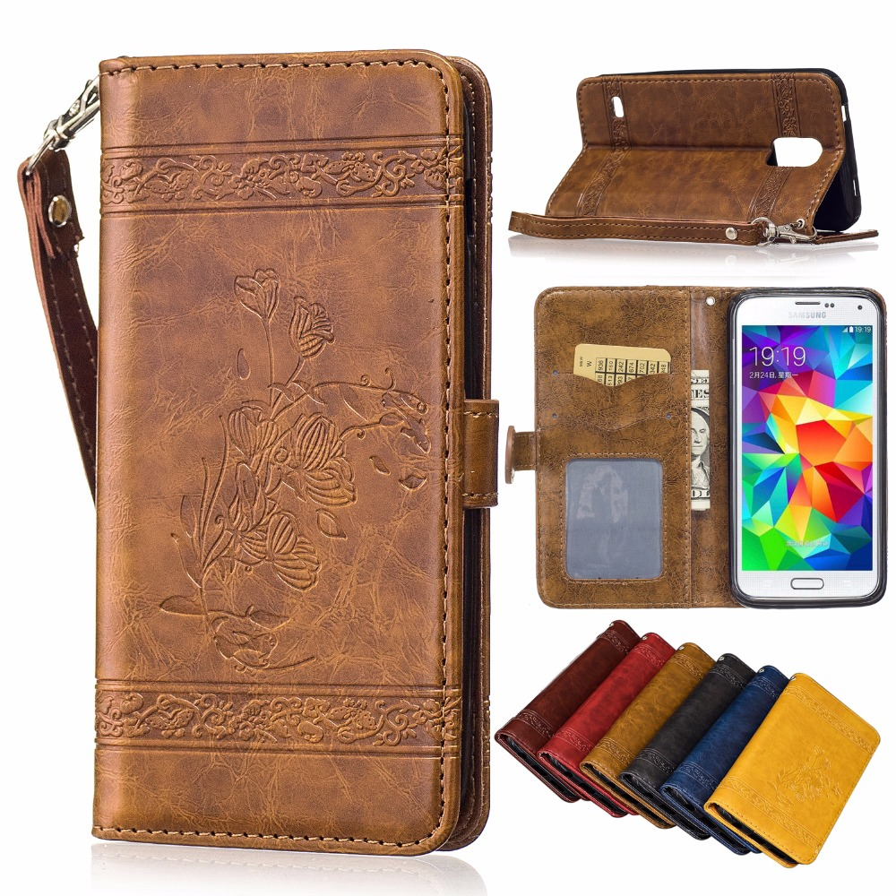 For Samsung Galaxy Note8 S5 S6 S7 Edge S8 Plus A3 A5 2017 J3 J5 J7 2016 J7 Prime Case Luxury Leather&TPU Flip Wallet Phone Cover