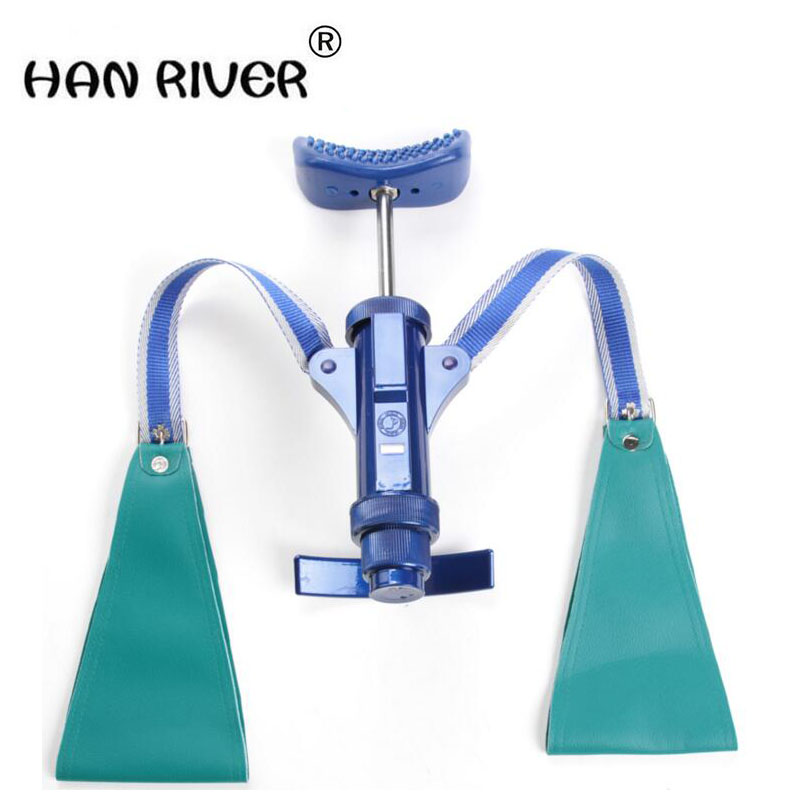 HANRIVER Health protection neck massager instrument cervical vertebra good recovery instrument exercise for tractor обувь для легкой атлетики health 160