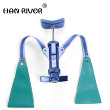 HANRIVER Health protection neck massager instrument cervical vertebra good recovery instrument exercise for tractor