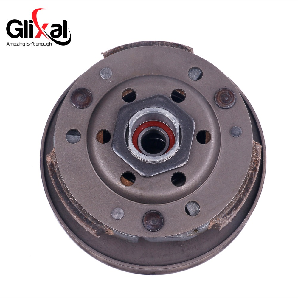 small resolution of aliexpress com buy glixal gy6 49cc 50cc gas scooter complete rear clutch assembly for taotao sunl znen 139qmb 139qma engine moped from reliable scooter