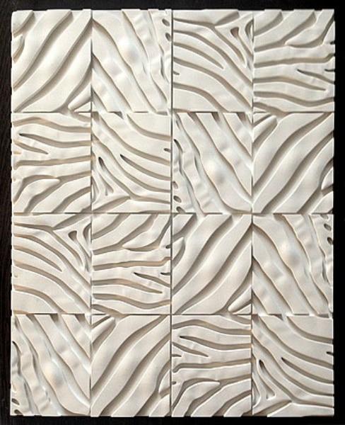 3D Formen Form Für Beton Gips Wand Stein Zement Gips Fliesen Polyurethan  Formen Gummi Silikon Formen