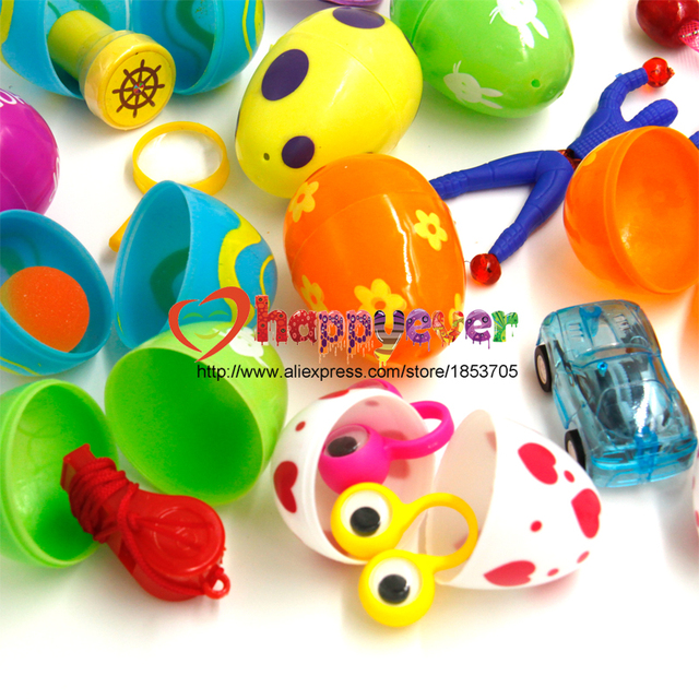 12 toys filled easter eggs surprise eggs measure 2 inches great 12 toys filled easter eggs surprise eggs measure 2 inches great for easter eggs hunt easter negle Image collections
