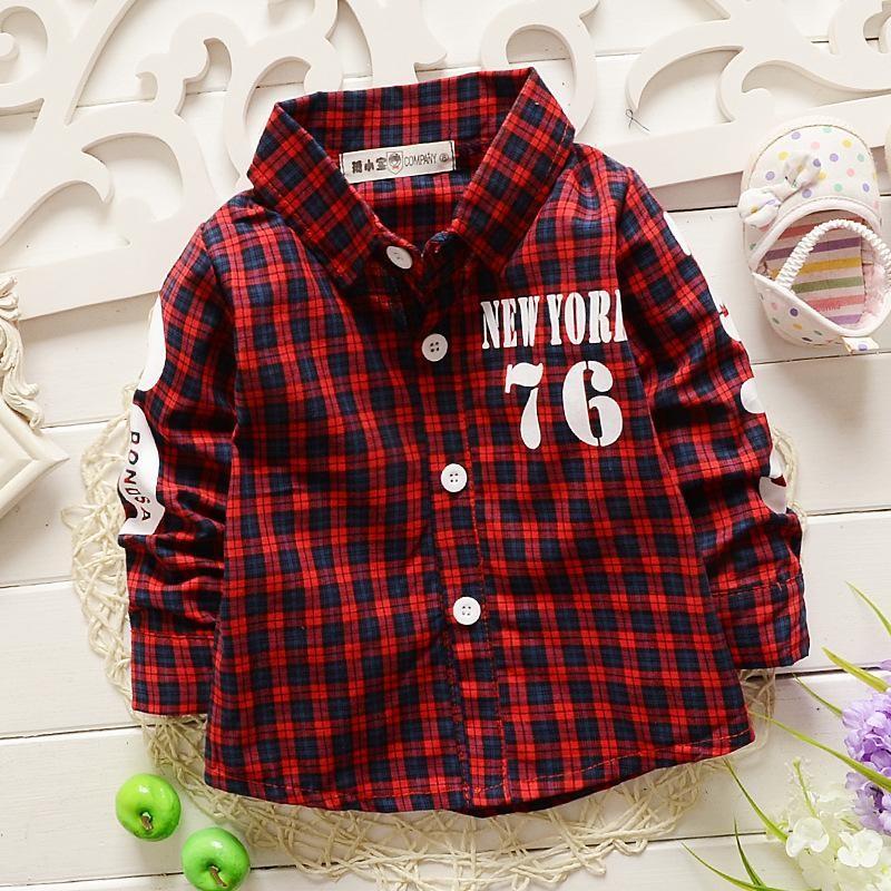 boy plaid shirt9