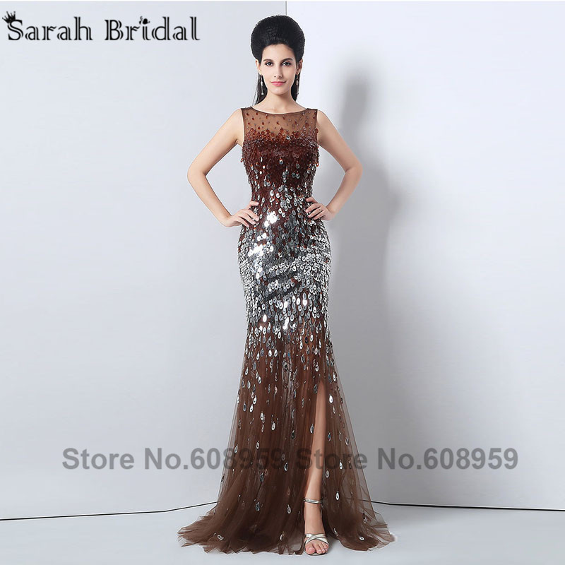 Online Buy Wholesale brown formal dress from China brown formal ...