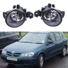For NISSAN ALMERA 2/II Hatchback (N16) 2001-2006  Car styling Fog Lamps 55W halogen Lights 1SET