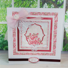 Naifumodo Lace Bow Metal Cutting Dies Scrapbooking Card Making Album Embossing Crafts Die Cut for New 2019 Bow-knot