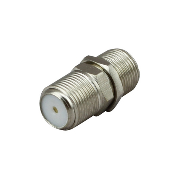 Cable Tv Fittings : Aliexpress buy pcs nickel plated rg q