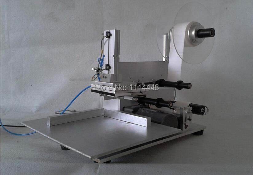 Semi-auto Pneumatic Flat Surface Plane Labeling Machine Labeler LT-60