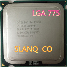 INTEL Xeon E5450 Quad Core Processor 3.0GHz/12MB/1333 Close LGA 775 Q9650 With Two