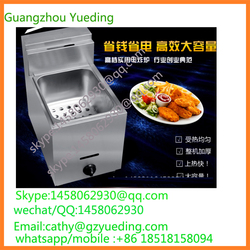 Stainless Steel Restaurant kitchen equipment Gas Fryer Catering Equipment