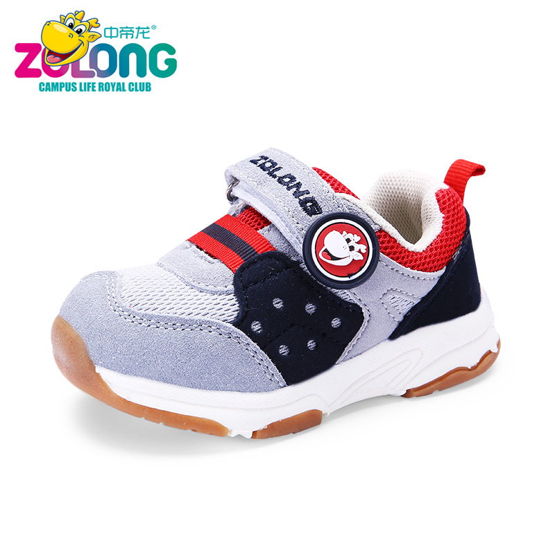 ZDLONG Baby Boys Girls Toddler Shoes Menino 2017 Newborn Walking Anti Slip Tenis Infantil Children Sneakers Breathable Autumn