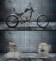 80cc 47 мм Цилиндров Двигателя Подходит Головка ДЛЯ Моторизованный Велосипед Газовый Двигатель