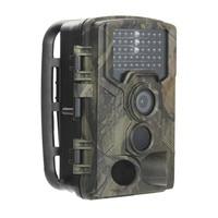 HC800A 16MP 1080P HD Video Hunting Camera Hidden Ghost Hunting Trail Camera Night Vision 42LEDs IR Trail Cam Trap